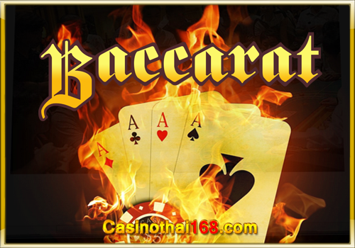 To be baccarat online expert gambler being not difficult