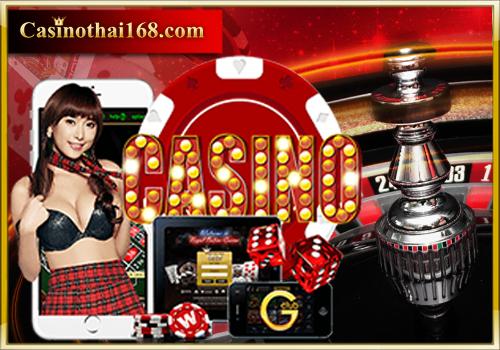 Begin to sign up playing thai online gambling game