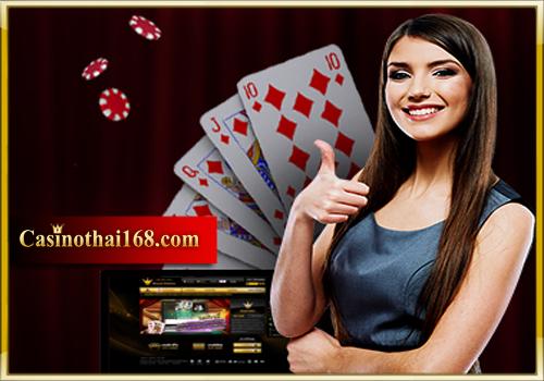 Casino online website in new type