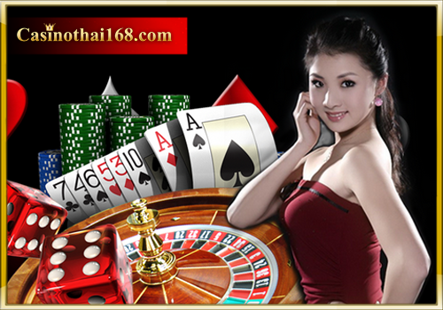 Casino online playing sign up trend in Thailand