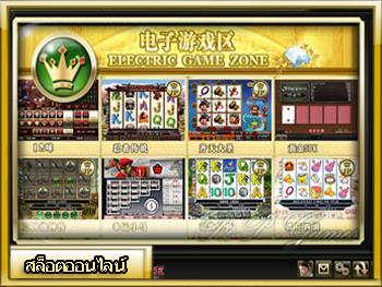 เกมสล็อตออนไลน์ Royal1688