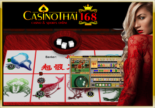 How to play casino online to get rich with fish-prawn-crab