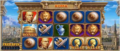 Roma slots online