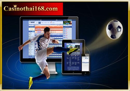 Sign up Sbobet for gambling online soccer