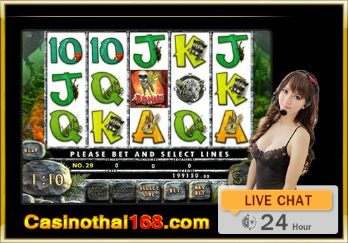 Sign up no.1 slot online from casino online Thai kingdom