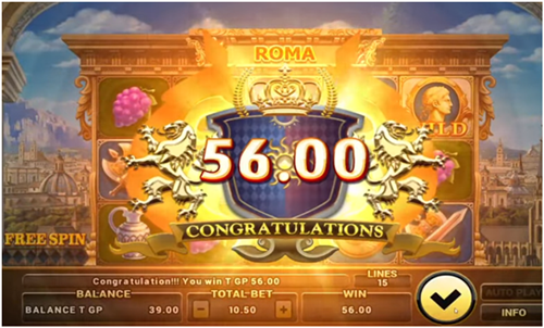 slots roma