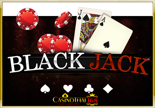 Easy tip with blackjack card on casino online