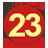 roulette 23
